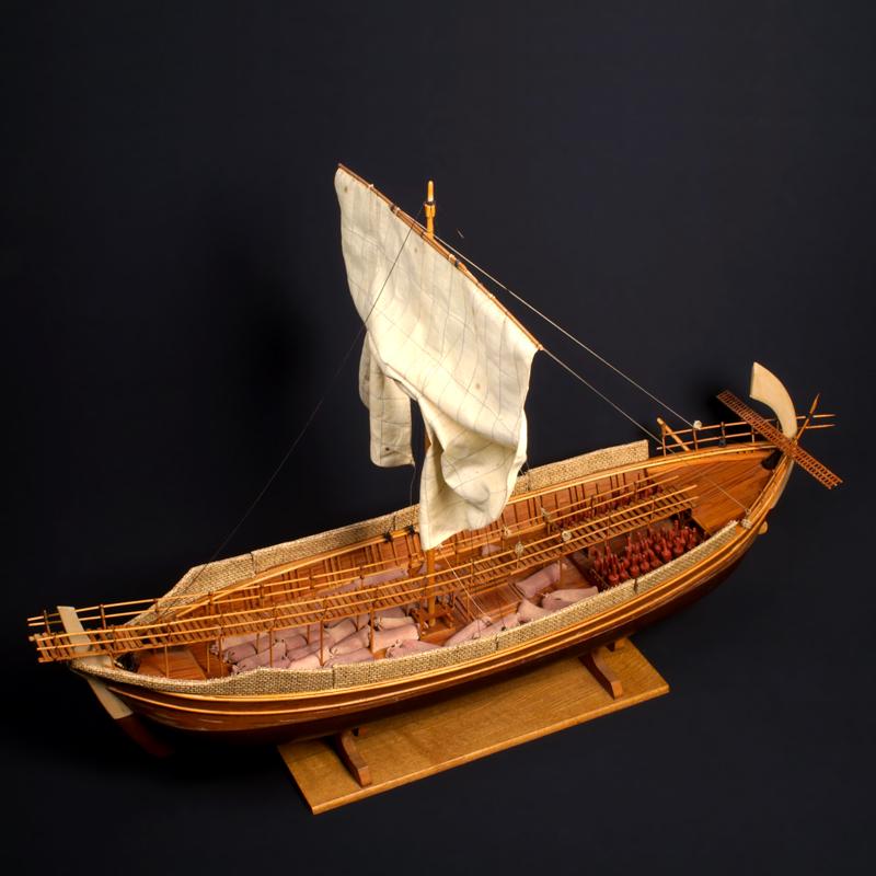 «Ταξιδεύοντας με το πλοίο της Κηρύνειας»  Σχολικές ομάδες: Α' - Γ΄ Γυμνασίου