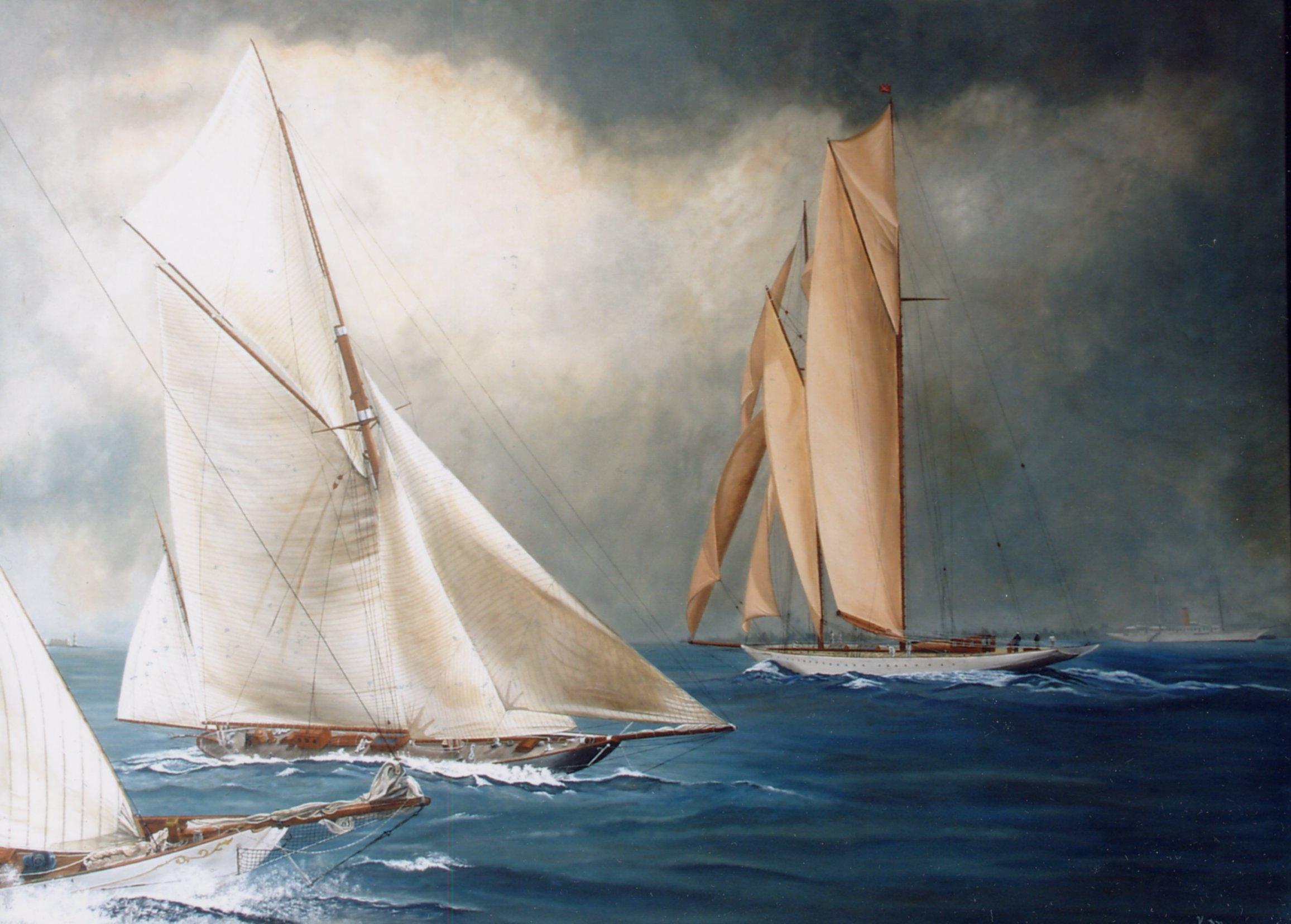 Θάλασσα, έμπνευση, δημιουργία... Έκθεση εικαστικών των μελών του Ν.Μ.Ε.